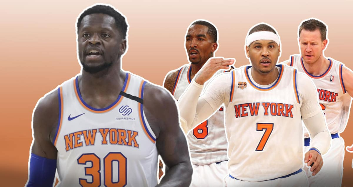 Comprar Camiseta New York Knicks